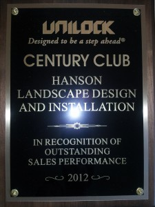 UNILOCK award